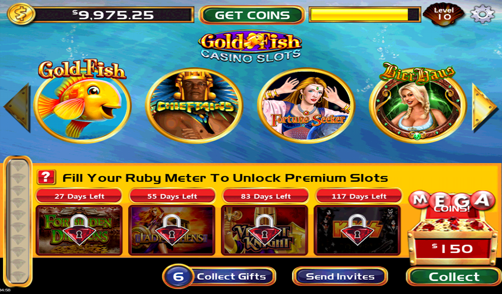 Play Casino Slot Machines for Cash Online